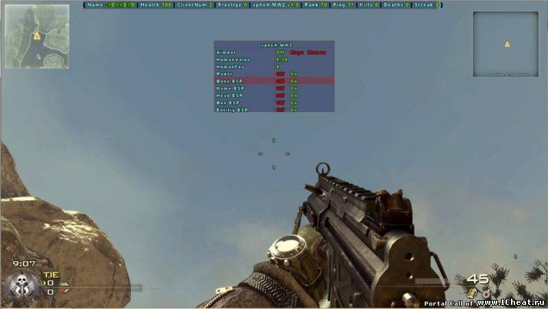 Couldn''''t Load Image Gamefonts pc Call of Duty MW2